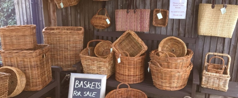 Basket Pop Up Shop