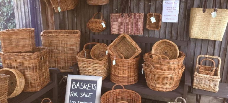 Basket Pop Up Shop