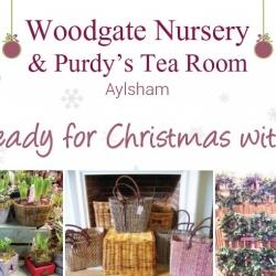 Christmas at Woodgate
