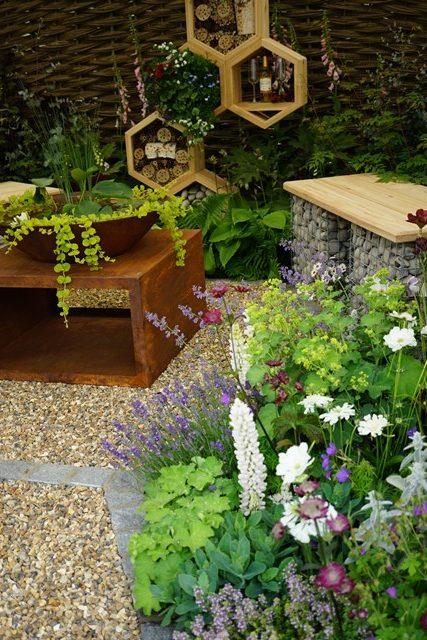 Woodgate Nursery_Garden Show 2019_1st Place_Susannah Black Garden Design and built by IFC Landscapes _2