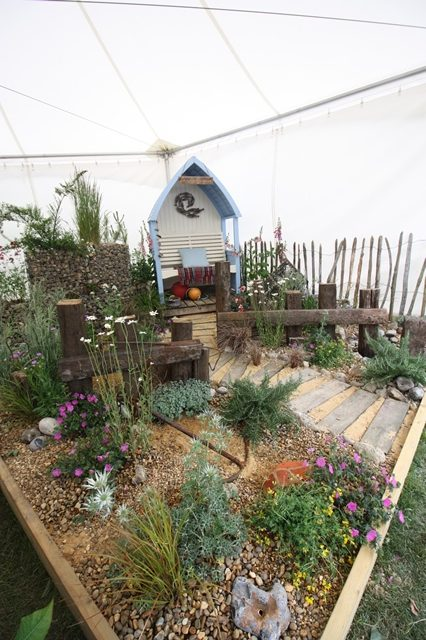 Woodgate Nursery_Garden Show 2019_2nd Place_Designed by Woodgate Nursery
