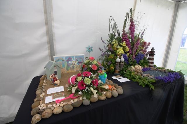 Woodgate Nursery_Garden Show 2019_floral marquee