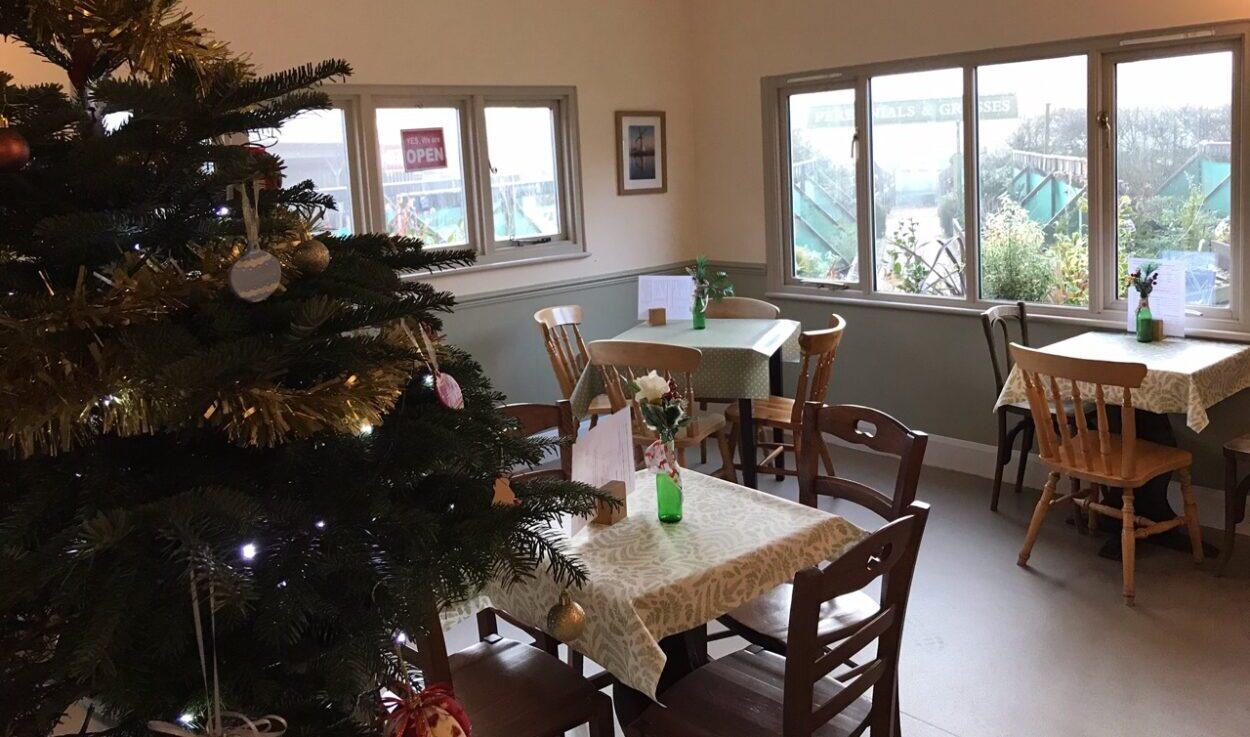 Purdy's Tea Room